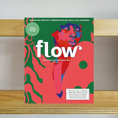 Flow Magazine - Issue 38 - Reading Room