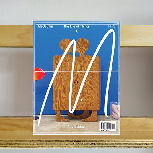 MacGuffin Magazine - Issue 5 - Reading Room