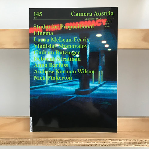 Camera Austria Magazine - Issue 145 - Reading Room
