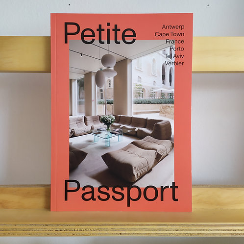 Petite Passport Issue 1 Reading Room