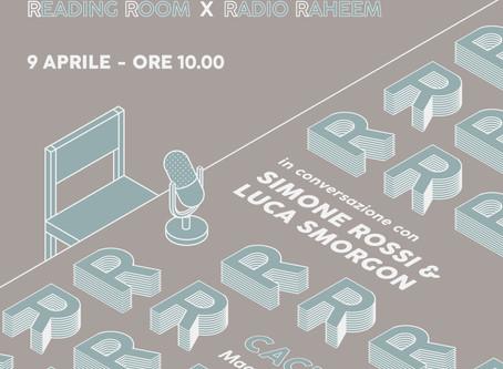 Periodica Ossessione #11 | Simone Rossi & Luca Smorgon (Cactus)