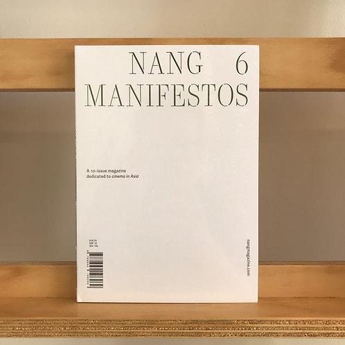 NANG Magazine - Issue 6 - Reading Room