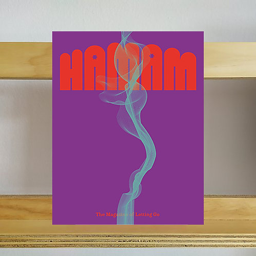 HAMAM Magazine - Issue 1 - Reading Room