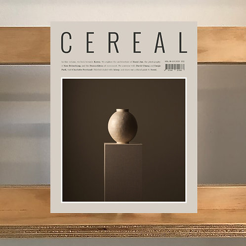 Cereal Magazine - Issue 19 - Reading Room