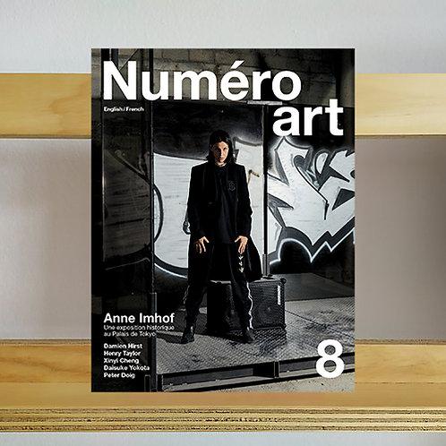 Numero Art Magazine - Issue 8 - Reading Room