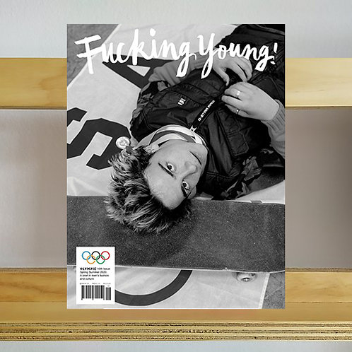 Fucking Young Magazine - Issue 16 - Reading Room
