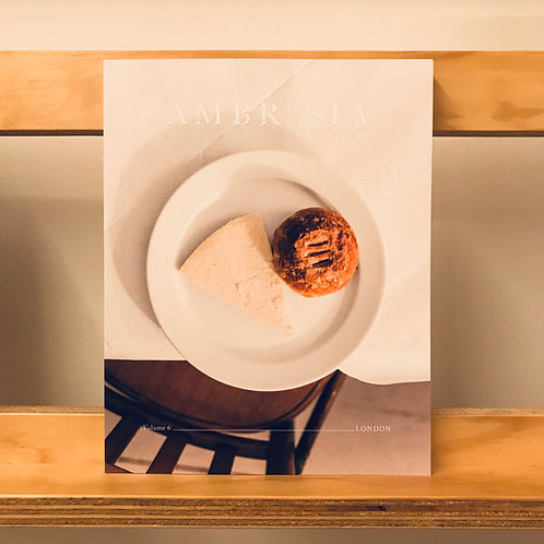 Ambrosia Magazine - Issue 6 - Reading Room