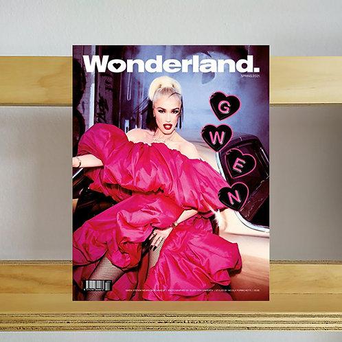 Wonderland Magazine - Issue 17 - Reading Room