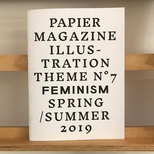 Papier Magazine - Issue 7 - Reading Room