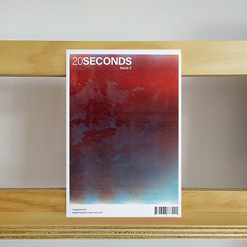 20 Seconds Magazine - Issue 2 - Reading Room