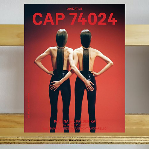 CAP 74024 Magazine - Issue 10 - Reading Room