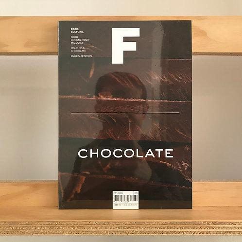Magazine F - Chocolate Issue - Reading Room