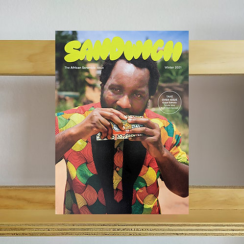Sandwich Magazine - Issue 4 - Reading Room