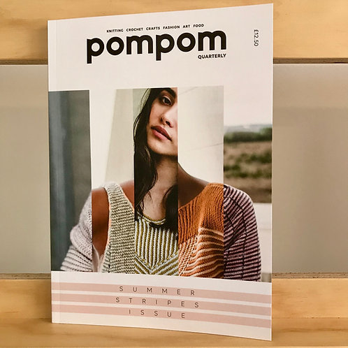 Pom Pom Magazine - Issue 25 - Reading Room