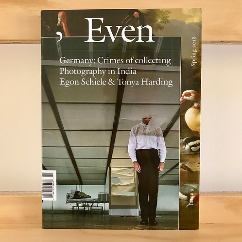 Even Magazine - Issue 9 - Reading Room