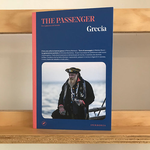 The Passenger Magazine - Grecia Issue - Reading Room