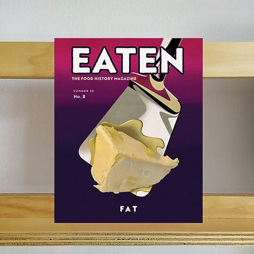 Eaten Magazine - Issue 8 - Reading Room