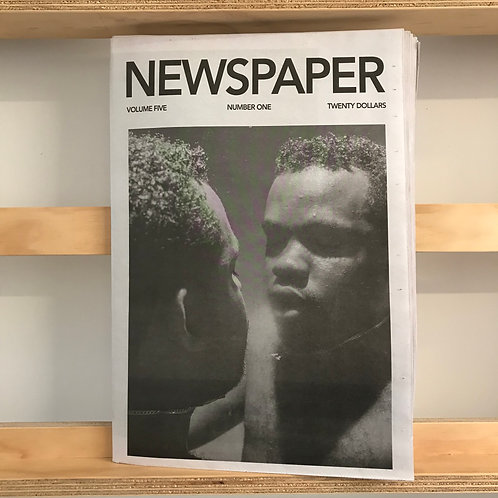 Newspaper Magazine - Issue 1 - Reading Room