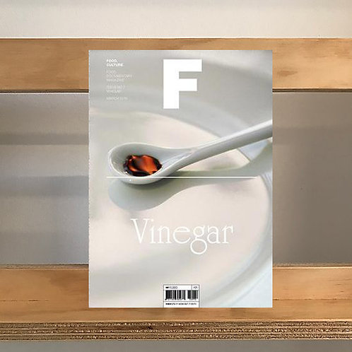 Magazine F - Vinegar - Reading Room
