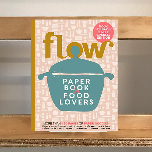 Flow / Book for Food Lovers