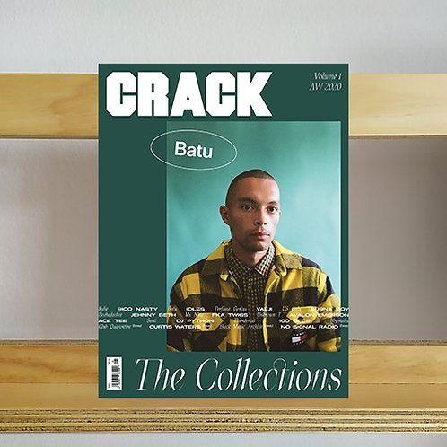 Crack - The Collections Magazine - Issue 1 - Reading Room