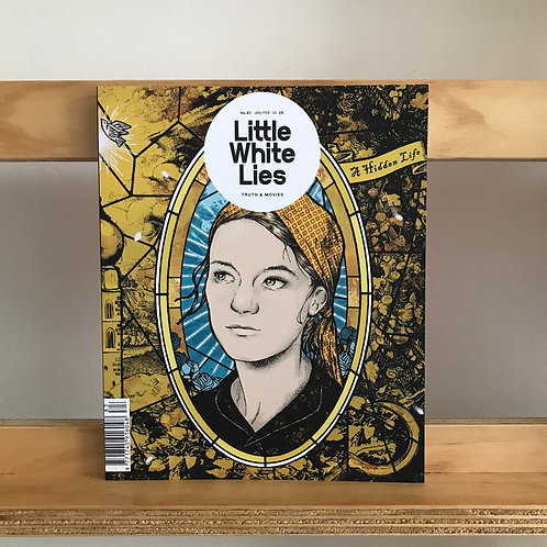 Little White Lies Magazine - Issue 83 - Reading Room