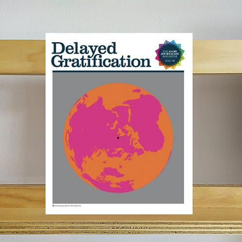 Delayed Gratification Magazine - Issue 37 - Reading Room
