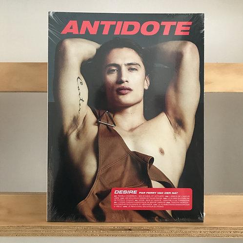 Antidote Magazine - Issue 19 - Reading Room