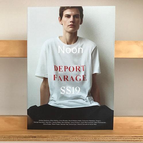 Noon Magazine - Issue 11 - Reading Room