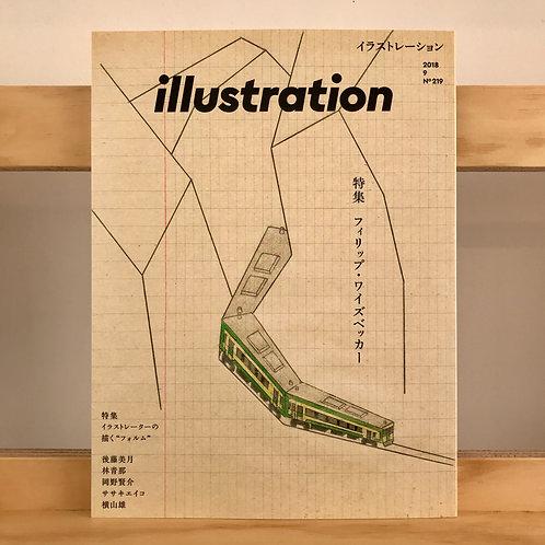 illustration Magazine - Issue 219 - Reading Room