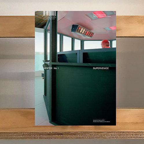 Vesper Magazine - Issue 1 - Reading Room