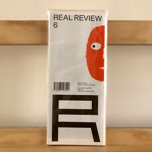 Real Review Magazine - Issue 6 - Reading Room