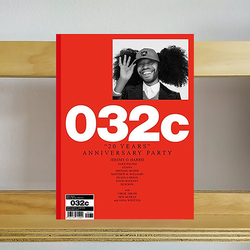 032C Magazine - Issue 38 - Reading Room