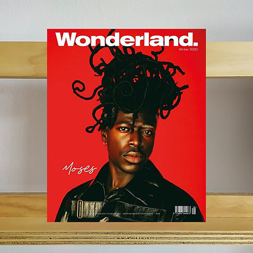 Wonderland Magazine - Issue 16 - Reading Room