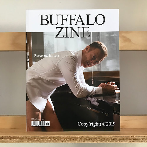 Buffalo Zine Magazine - Issue 9 - Reading Room