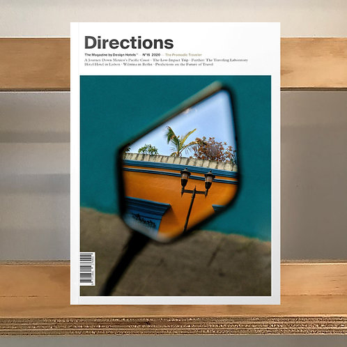 Directions Magazine - Issue 16 - Reading Room