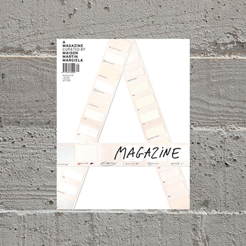 A Magazine Curated by Martin Margiela - Reading Room