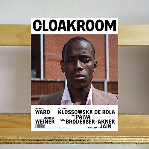 Cloakroom Magazine - Issue 3 - Reading Room