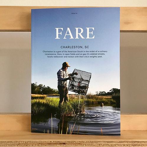 Fare Magazine - Issue 3 Charleston SC - Reading Room