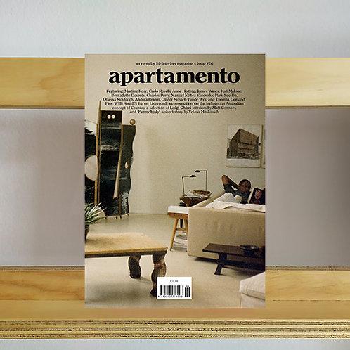 apartamento Magazine - Issue 26 - Reading Room