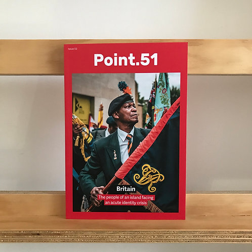 Point.51 Magazine - Issue 2 - Reading Room