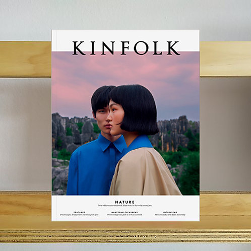 Kinfolk Magazine - Issue 37 - Reading Room
