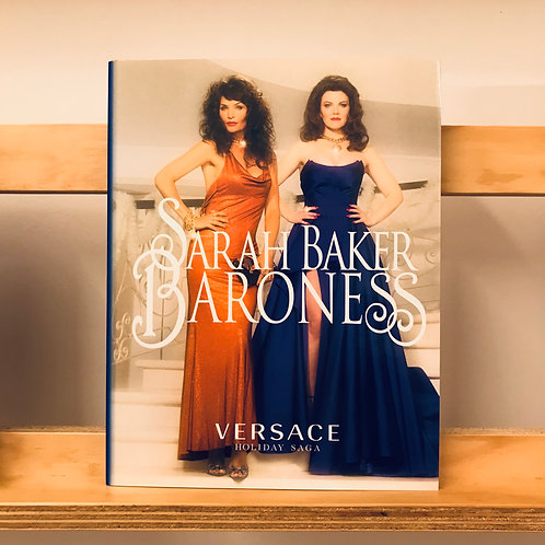 Baroness Magazine - Versace Issue - Reading Room