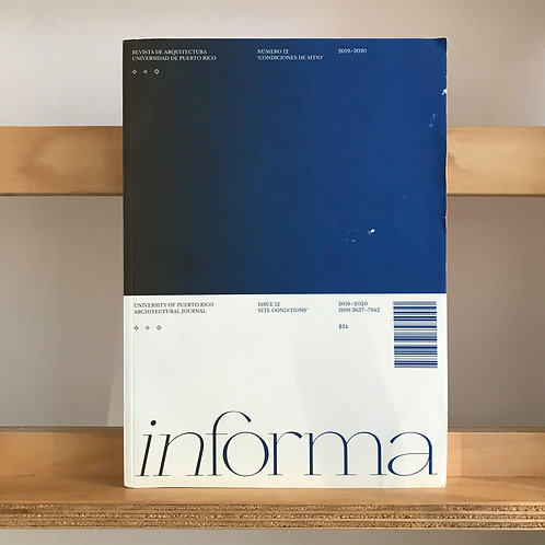 inForma Magazine - Issue 12 - Reading Room