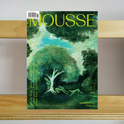Mousse Magazine - Issue 71 - Reading Room