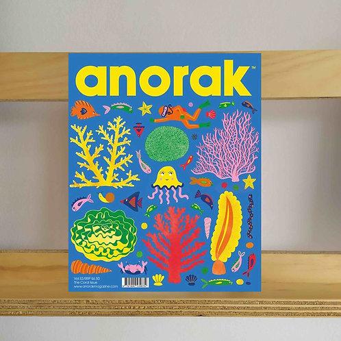 Anorak Magazine - Issue 52 - Reading Room