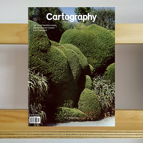 Cartography Magazine - Issue 8 - Reading Room