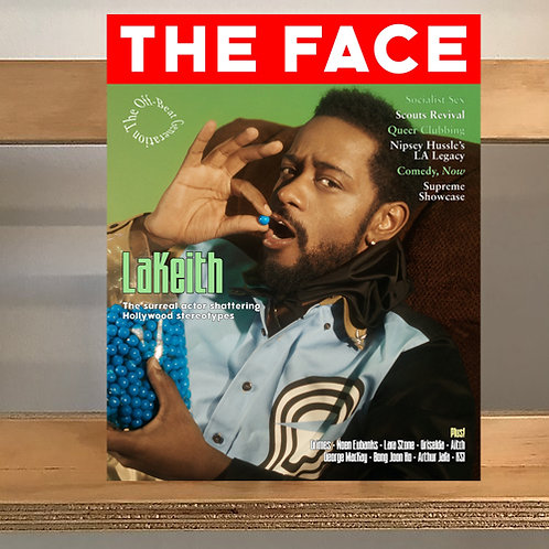 The Face Magazine - -Vol.4 Issue 3 - Reading Room