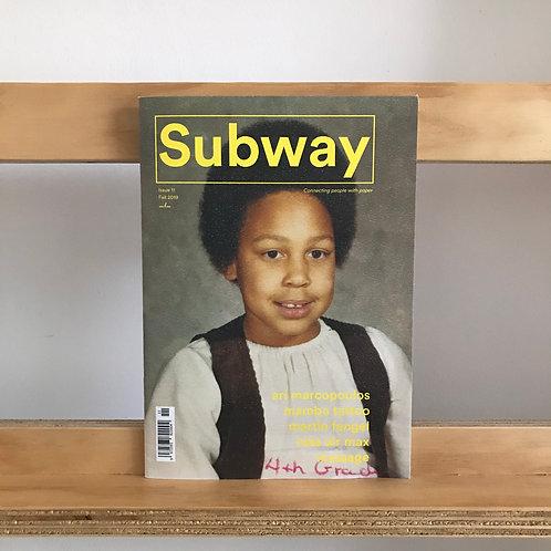 Subway Magazine - issue 11- Reading Room