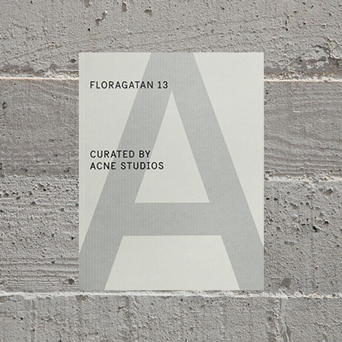 A Magazine Curated by Acne Studios - Reading Room